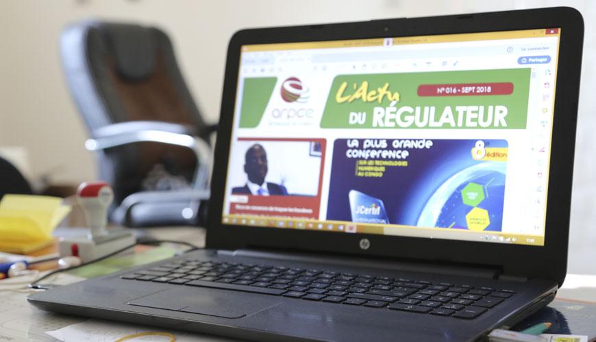 L'ARPCE publie le numéro 016 de L'Actu du Régulateur