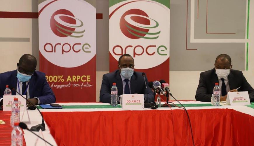 Avec le Timbre électronique, l'ARPCE permet à l'Etat de suivre les taxes qui lui reviennent
