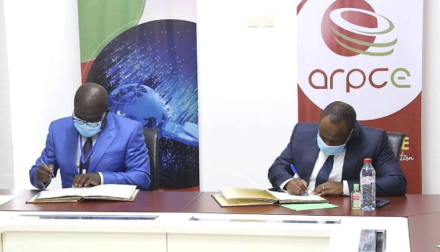 Communications Électroniques : L'ARPCE et la DGID lancent le processus de dématérialisation obligatoire des factures et taxes en République du Congo
