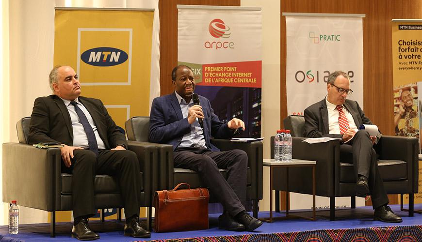 OSIANE  2019 : Des  chefs  d'entreprises  en synergie pour développer l'économie numérique en Afrique centrale
