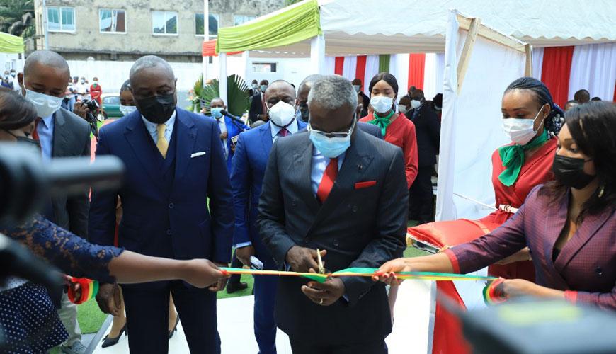 Infrastructure : l'ARPCE inaugure son bâtiment technique