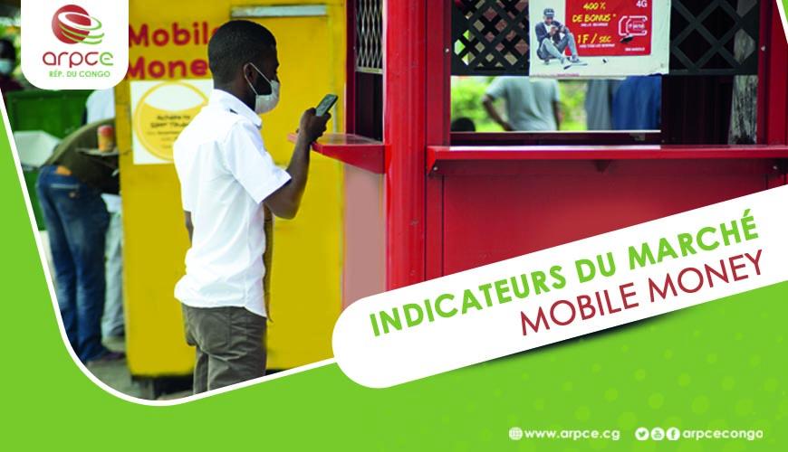 Mobile Money : l'ARPCE publie une synthèse des indicateurs du marché au mois d'Aout 2021