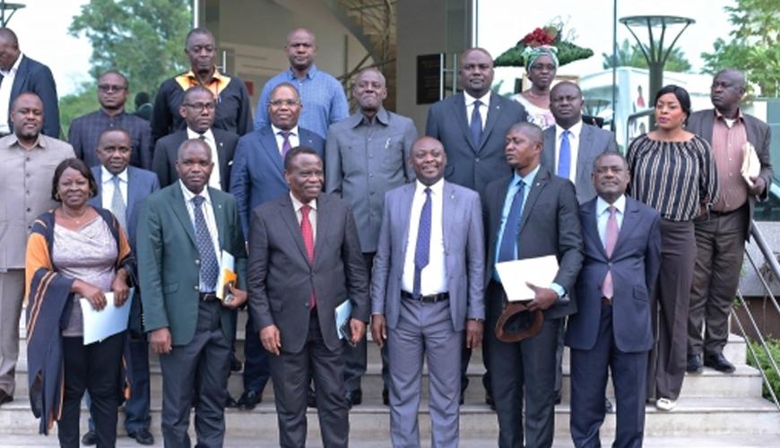 Une Commission de l'Assemblée Nationale visite l'ARPCE