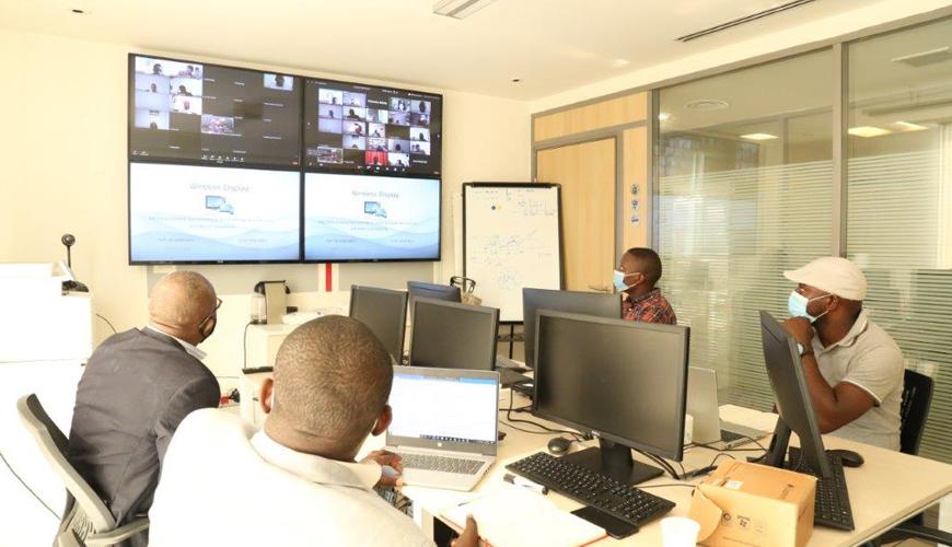 L'ARPCE Congo participe au Forum de l'Union Africaine des Télécommunications sur la libération du spectre en vue de lutter efficacement contre la COVID-19