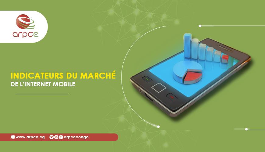 Internet mobile : l'ARPCE publie une synthèse des indicateurs du marché au mois d'Aout 2021