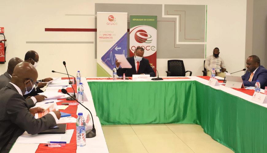 ARPCE : Tenue de la session ordinaire du Conseil de Régulation